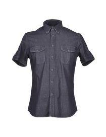 COOPERATIVA PESCATORI POSILLIPO - Denim shirt