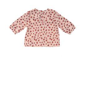 STELLA McCARTNEY KIDS, Blouses & Shirts, SORREL APPLE PRINT BLOUSE
