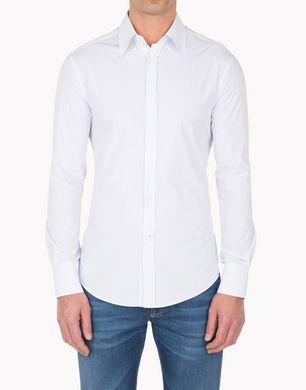 BRUNELLO CUCINELLI Рубашка с длинными рукавами U MS7291716 f