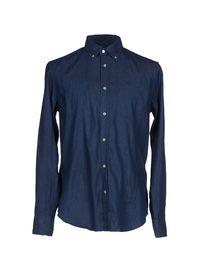 HENRY COTTON'S - Denim shirt