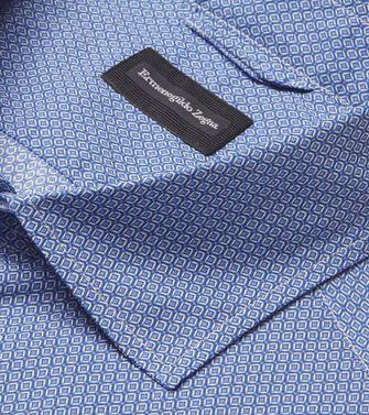 ERMENEGILDO ZEGNA: Casual Shirt  - 38439066NW