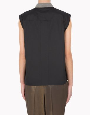 BRUNELLO CUCINELLI M0F79N8606 Sleeveless shirt D r