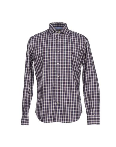 Foto BROOKSFIELD ROYAL BLUE Camicia uomo Camicie