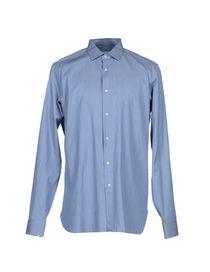 MAURO GRIFONI - Denim shirt