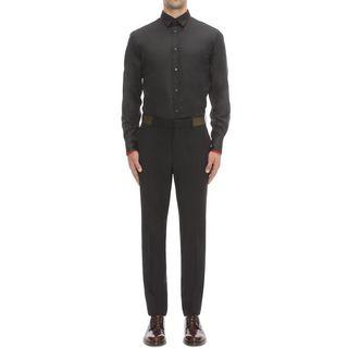ALEXANDER MCQUEEN, Long Sleeve Shirt, Double Collar Shirt