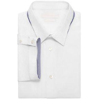 ALEXANDER MCQUEEN, Short Sleeve Shirt, Double Collar Shirt