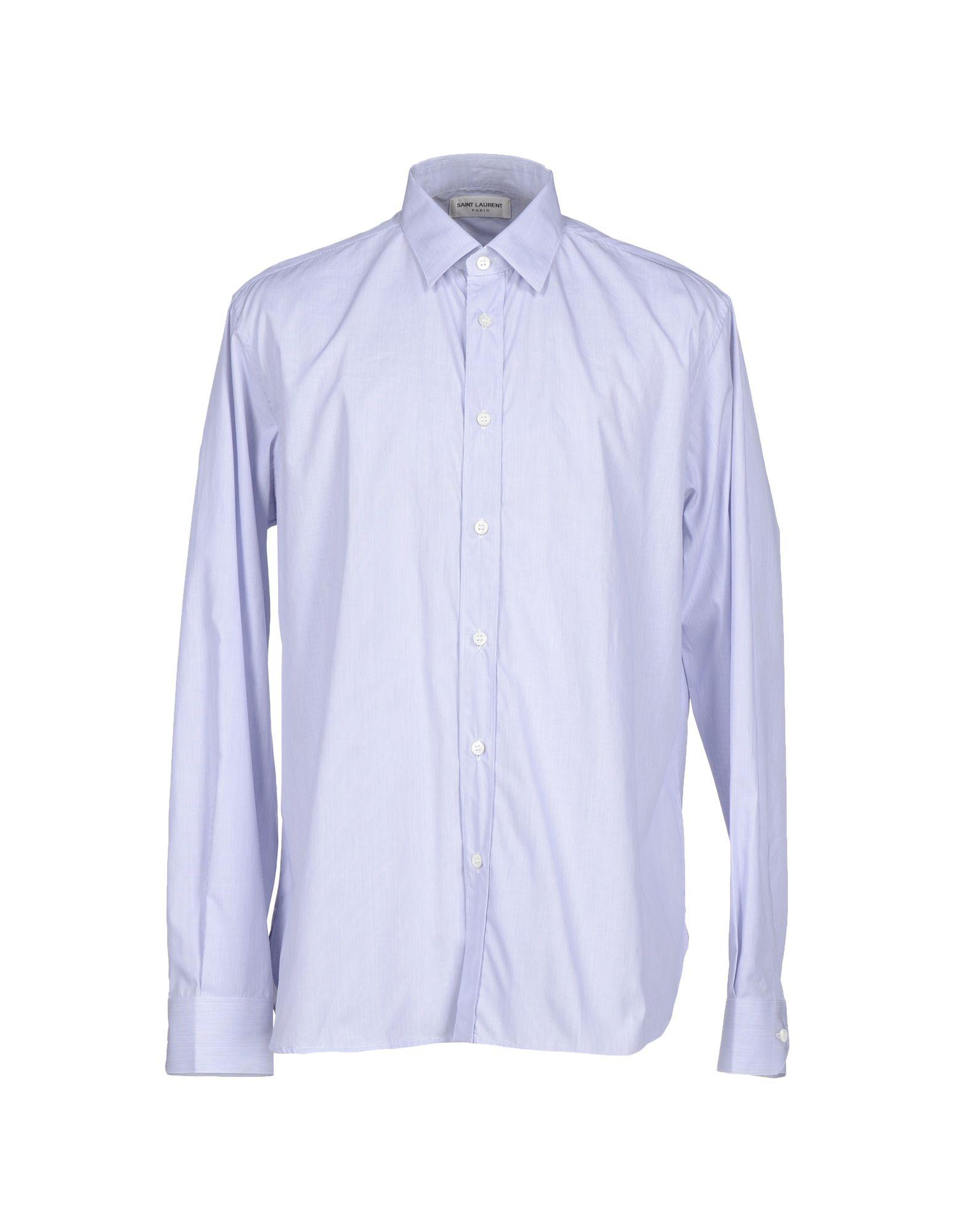 chemise homme yves saint laurent jusqu 32 soldes deuxi me d marque. Black Bedroom Furniture Sets. Home Design Ideas