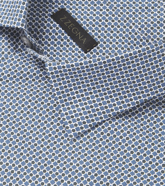ZZEGNA: Fashion Shirt  - 38471534CP