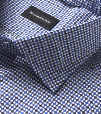 ERMENEGILDO ZEGNA: Casual Shirt  - 38471843LK