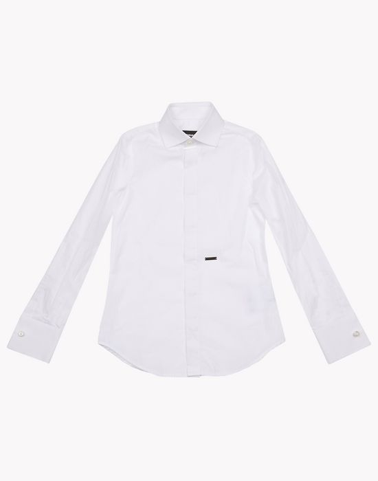 button down shirt shirts Man Dsquared2