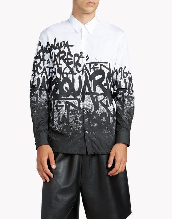 parka shirt shirts Man Dsquared2