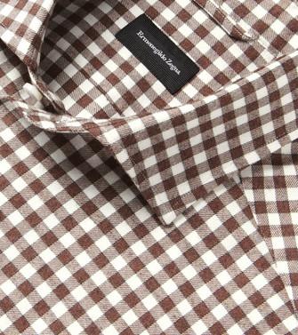 ERMENEGILDO ZEGNA: Casual Shirt  - 38491305KP