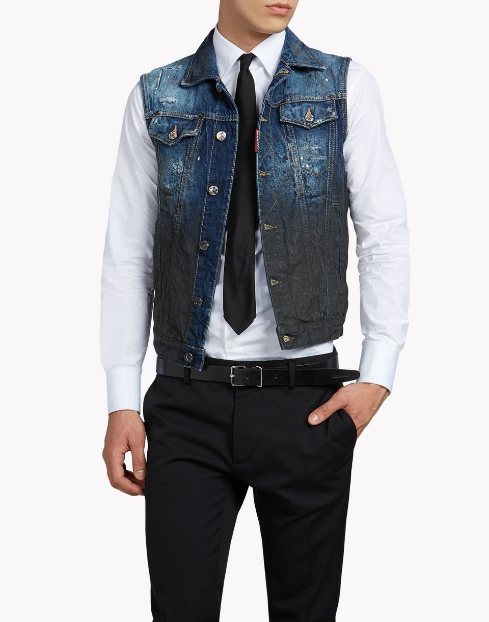 dsquared gilet