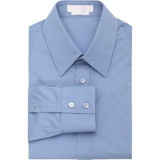 ALEXANDER MCQUEEN, Long Sleeve Shirt, Stretch Poplin Harness Shirt