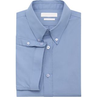 ALEXANDER MCQUEEN, Short Sleeve Shirt, Wide Cuff Short Sleeve Shirt