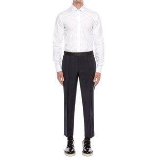 ALEXANDER MCQUEEN, Long Sleeve Shirt, Ribcage Darts Shirt