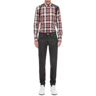 ALEXANDER MCQUEEN, Long Sleeve Shirt, Harness Shirt