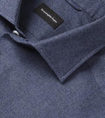 ERMENEGILDO ZEGNA: Casual Shirt  - 38504217PF