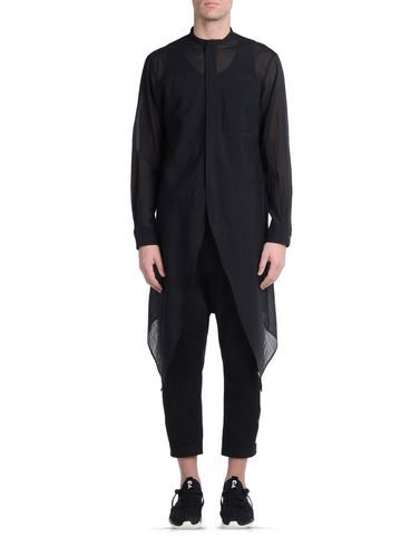 Y-3 AIR MESH LONG SHIRT SHIRTS man Y-3 adidas