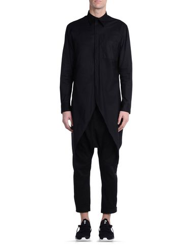 Y-3 COLLAR LONG SHIRT SHIRTS man Y-3 adidas