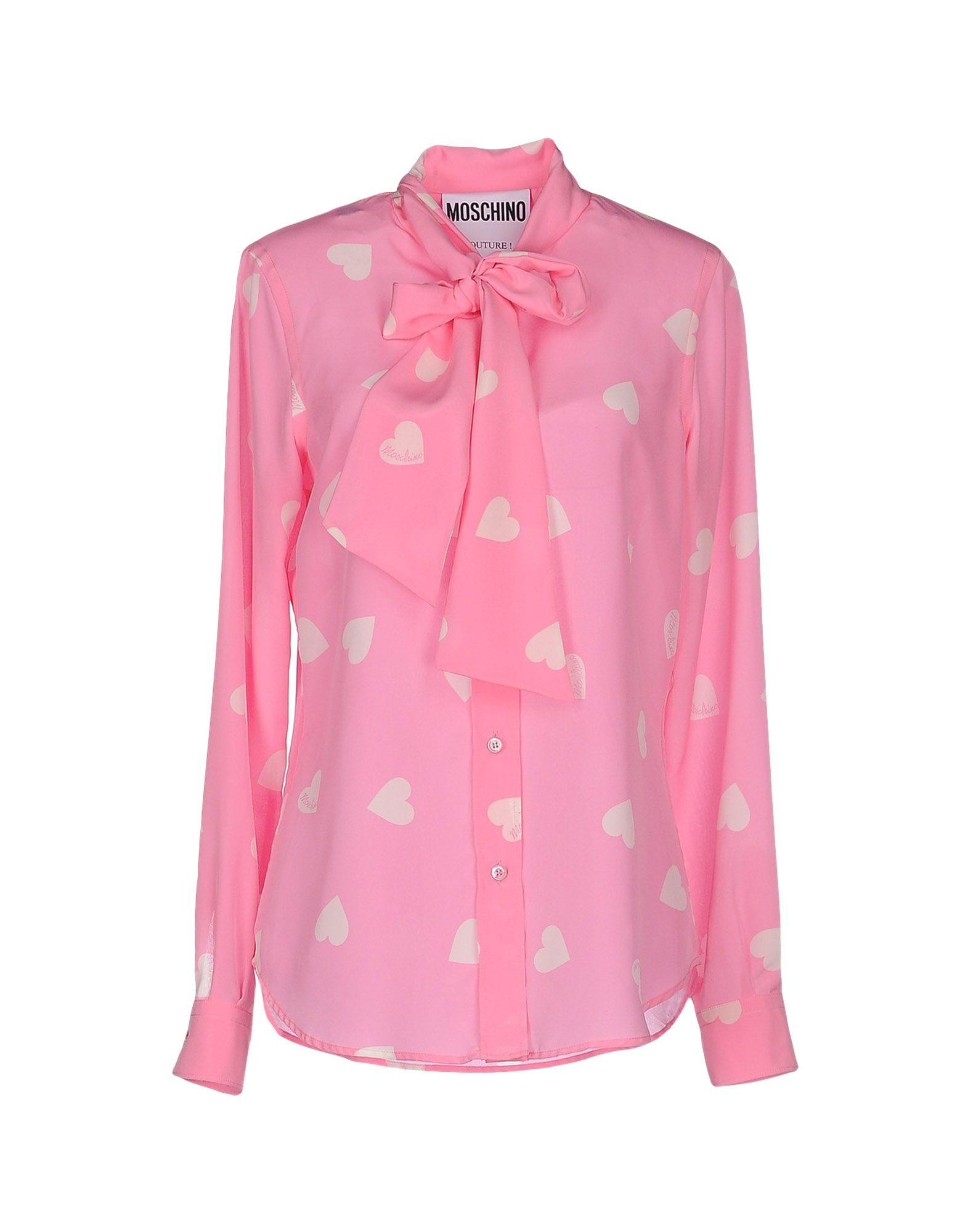 MOSCHINO COUTURE Shirts