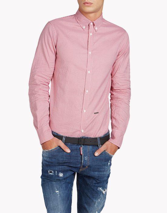 classic button down shirt shirts Man Dsquared2