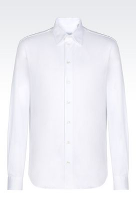 Armani Long sleeve shirts Men jersey shirt