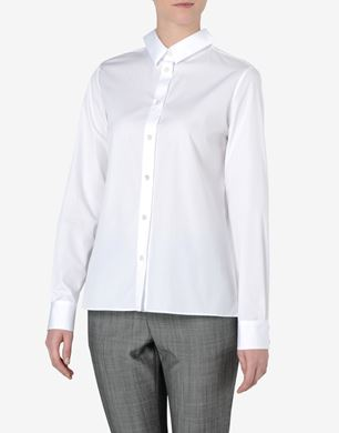 Maison Margiela Cotton poplin blouse