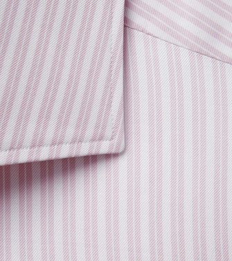 ERMENEGILDO ZEGNA: Formal Shirt Pink - 38530331CS