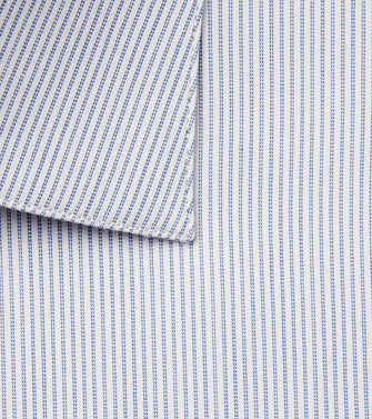 ERMENEGILDO ZEGNA: Formal Shirt Sky blue - 38534254IB
