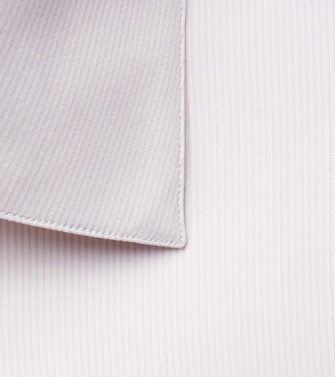 ERMENEGILDO ZEGNA: Formal Shirt Pink - 38534255KD
