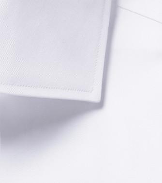 ERMENEGILDO ZEGNA: Casual Shirt White - 38537122XN
