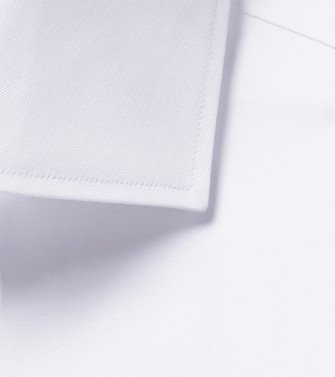 ERMENEGILDO ZEGNA: Camicia Casual Blu - 38537122XN