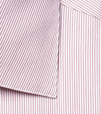 ERMENEGILDO ZEGNA: Camisa Formal Rosa - 38537844CO