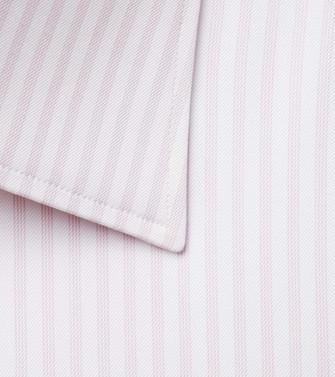 ERMENEGILDO ZEGNA: Casual Shirt Pink - 38537933CP