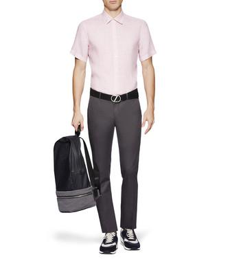 ZZEGNA: Рубашка в стиле casual Белый - 38540655UM
