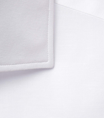 ERMENEGILDO ZEGNA: Casual Shirt White - 38540693TN