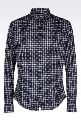 Armani Shirts Men shirts