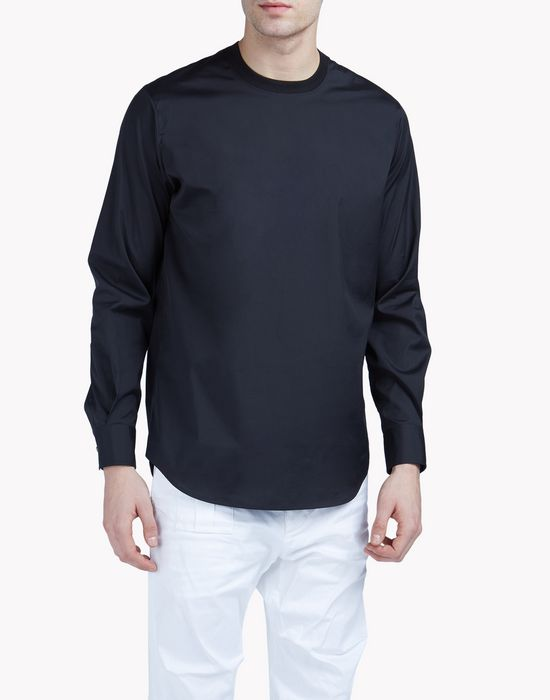 popeline long sleeve shirt shirts Man Dsquared2