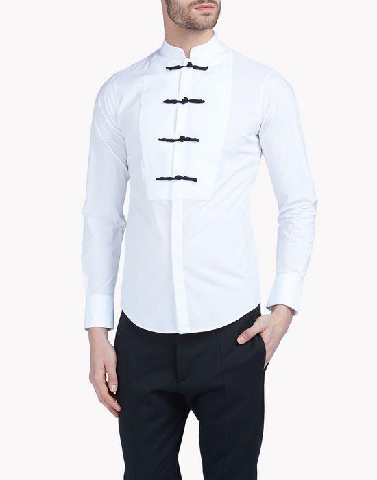 china tux shirt shirts Man Dsquared2