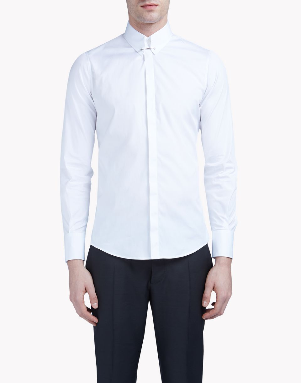 pin collar shirt shirts Man Dsquared2