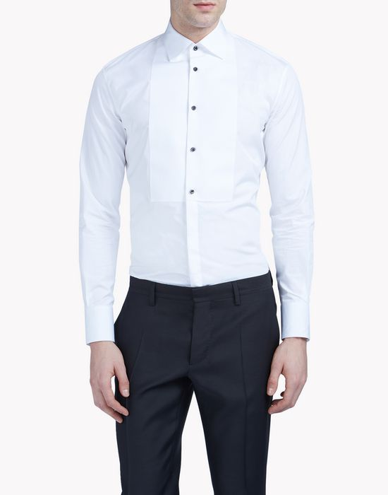 dean collar shirt shirts Man Dsquared2