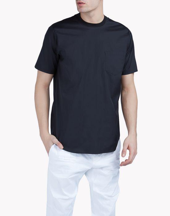popeline t-shirt shirts Man Dsquared2