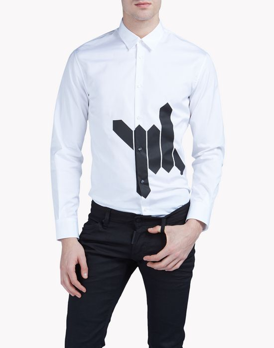 babewire shirt shirts Man Dsquared2