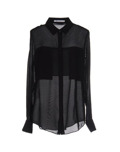 Pубашка T BY ALEXANDER WANG 38559467CL