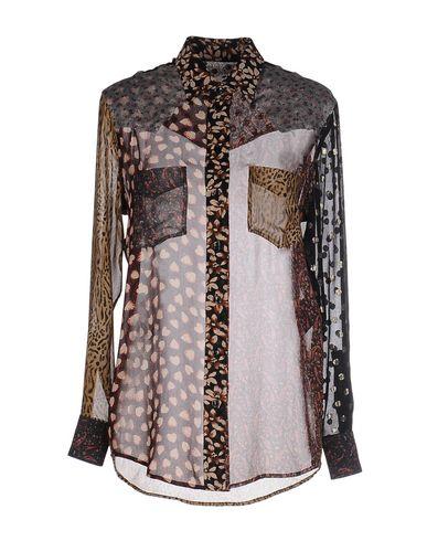 Pубашка SAINT LAURENT 38561285EH