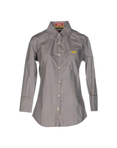 Pубашка SUPERDRY BLACK LABEL 38564292SR