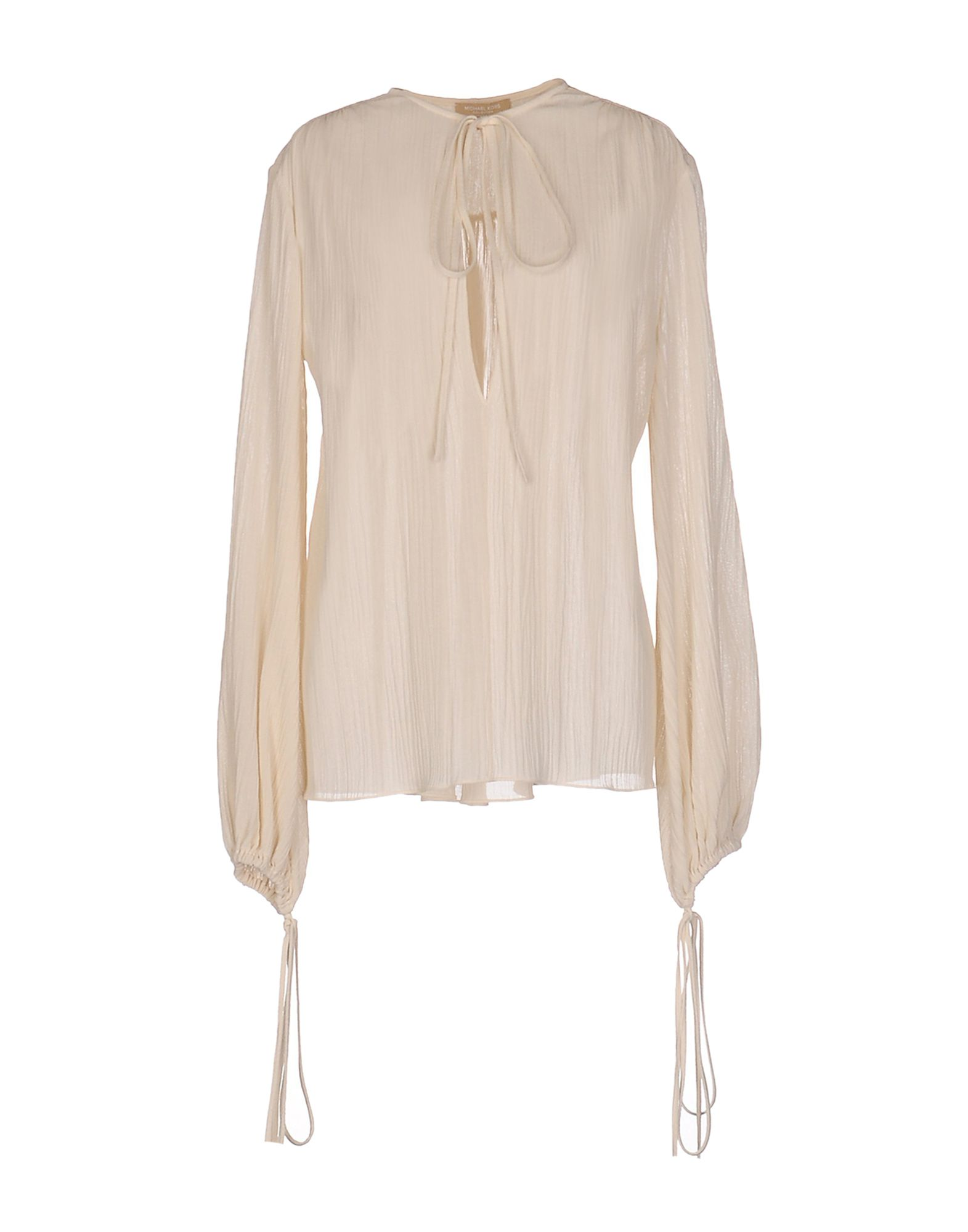 michael kors female  michael kors collection blouses