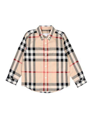 Pубашка BURBERRY CHILDREN 38574595EI
