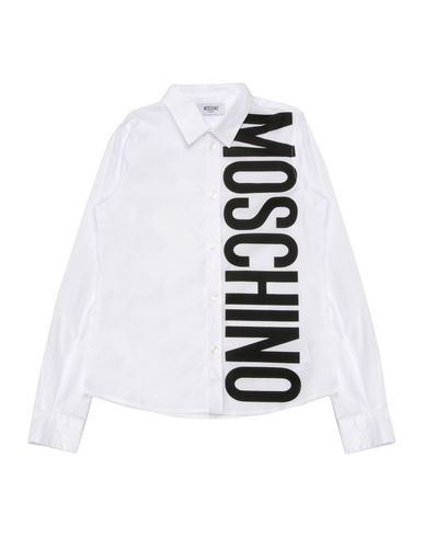 Pубашка MOSCHINO TEEN 38575281VD